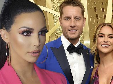 Scheana Shay Claims Chrishell Stause Is 'Jealous' Of Ex Justin Hartley's Fame