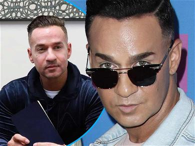 Mike 'The Situation' Sorrentino Praises AA For Sobriety Ahead Of Birth Of First Son
