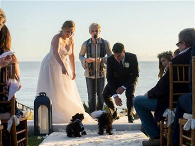 Amy Schumer's Wedding Officiated By John Early in Character As 'Vicky'