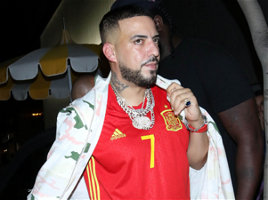 French Montana Sued Over 'Vicious' Dog Attack