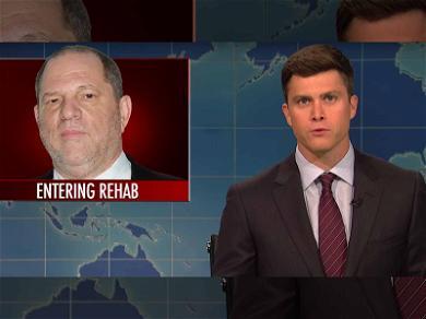 'Weekend Update' Skewers Harvey Weinstein: 'He Looks Like a Well Dressed Skin Tag'