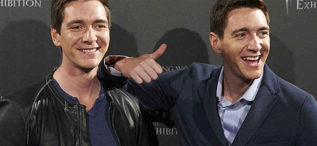 Guys, Fred and George Weasley Went to a Harry Potter Event