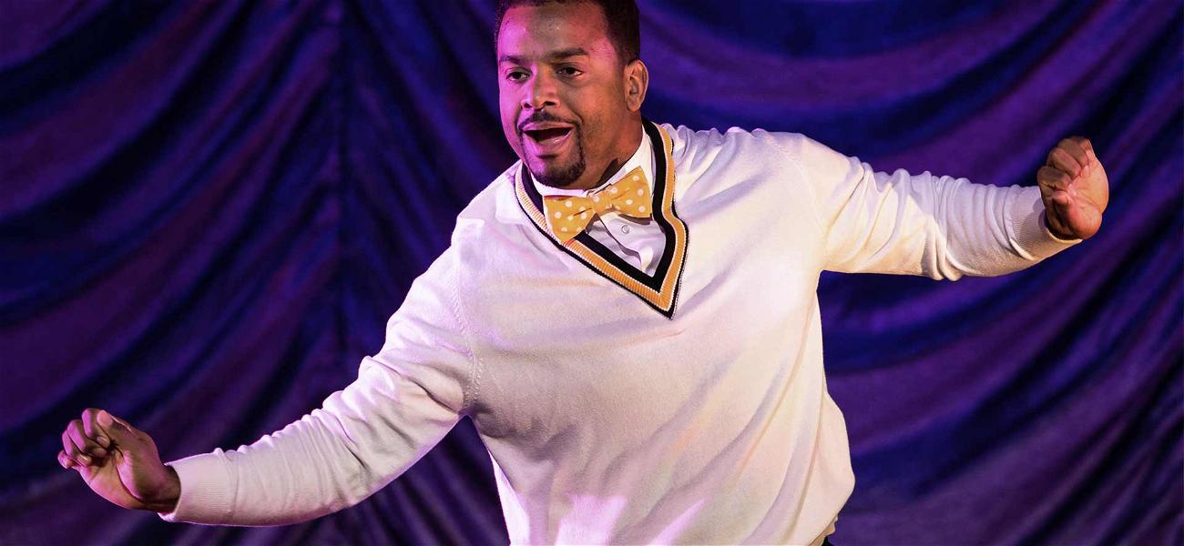 Alfonso Ribeiro Drops Lawsuit Against 'Fortnite' Makers Over 'Carlton Dance'
