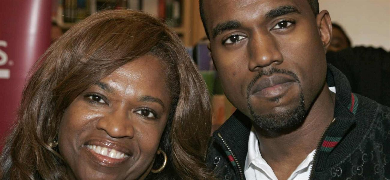 Donda West's Former Asst Has Last Video of Kanye's Mother Yeezy Needs to See