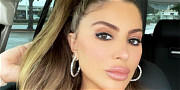 Larsa Pippen Bids You Good Morning With Busty Poolside Selfie