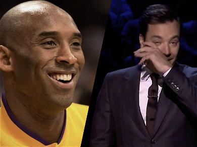 Jimmy Fallon Tearfully Recalls Going On Beer Run With Kobe Bryant When They First Met