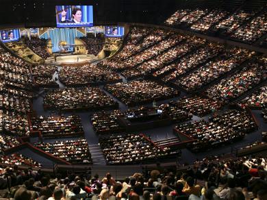 Coronavirus in Churches: Joel Osteen's Public Sunday Service Cancelled
