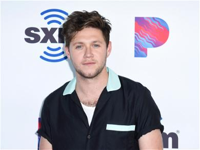 Niall Horan Enjoys Night Out With Girlfriend Amelia Woolley
