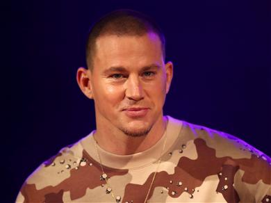 Channing Tatum Posts An Adorable Video On Instagram With His Daughter Everly