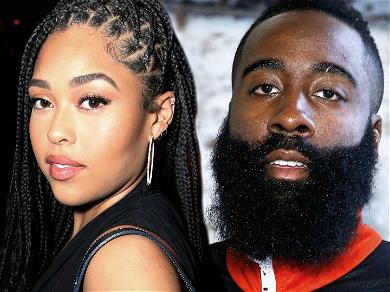 Jordyn Woods Dancing & Hanging Out With Khloé's Other Ex, James Harden