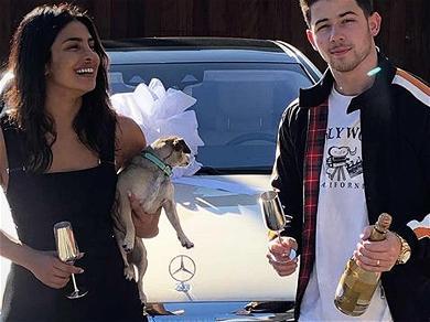 Nick Jonas Gifts Priyanka Chopra a $200k Maybach After 'Sucker' Hits #1