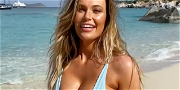 Samantha Hoopes Rocks a Bikini for Sports Illustrated After Becoming a Mom
