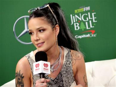 Halsey Posts Makeup-Free Selfies To Remind Fans What She 'Actually' Looks Like
