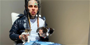 Tekashi 6ix9ine Naming His New Song After His Ongoing Beef With Snoop Dogg?!