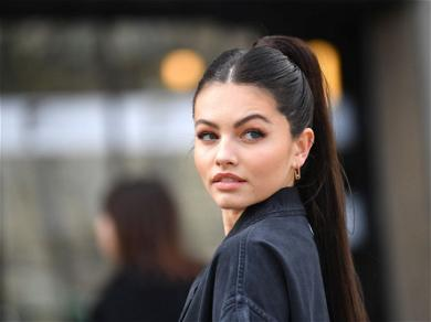 'World's Most Beautiful Girl' Thylane Blondeau Dazzles Unclothed In Nothing But Giant Earrings