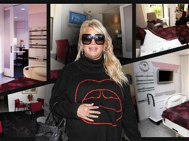 Inside Jessica Simpson's $4,000 Per Night Maternity Suite Where the Star is Recovering After Scheduled C-Section