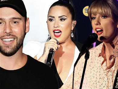 Demi Lovato Backs Scooter Braun in Beef with Taylor Swift: 'He's a Good Man'