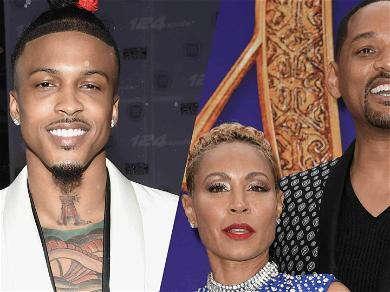 August Alsina Says Will Smith Gave His Blessing For Jada Pinkett Smith Affair