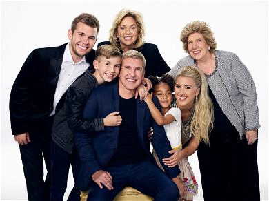 Todd Chrisley Assures Fans They're Getting Back To Work & 'Chrisley Knows Best' Isn't Canceled