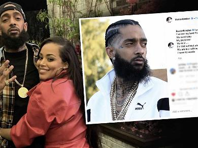 Lauren London Breaks Her Silence After Nipsey Hussle's Death: 'I Am Completely Lost'