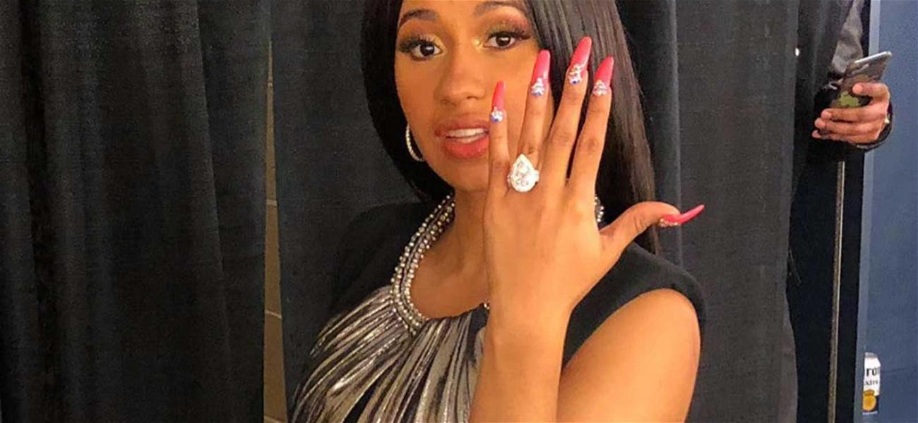 Cardi B Gets Engaged to Migos' Offset Mid Concert