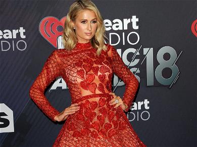 Paris Hilton Debunks Rumors She Wore A 'Stop Being Poor' T-Shirt!