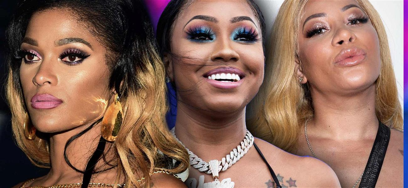 City Girls Yung Miami Threatens 'Love & Hip Hop' Stars Hazel-E and Joseline Over Diss Track