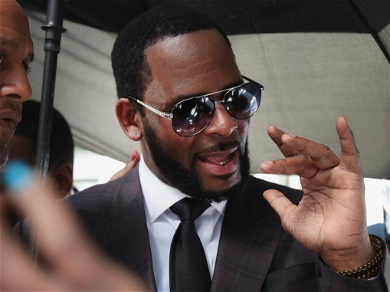 R. Kelly Has No Family Or Friends Visiting Him In Jail, Girlfriend Joycelyn Savage Is Only One Checking In