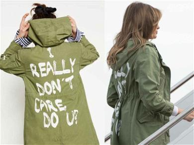 Melania Trump Wears Coat With 'I Really Don't Care, Do U?' Inscription Before Visiting Detained Immigrant Children