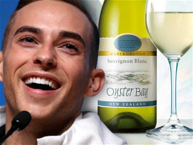 Olympic Medalist Adam Rippon Gets Big Love For Name Dropping Wine Co.