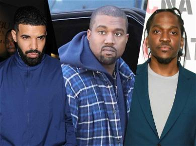 Kanye West Calls End to Pusha-T / Drake Beef: 'Lines Were Crossed'