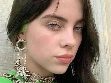 Billie Eilish Flaunts Killer Tongue Skills After Landing Vanity Fair Cover