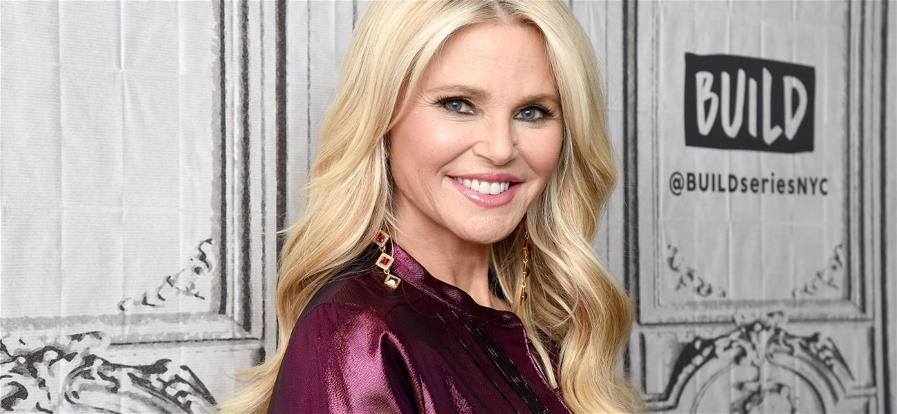 Christie Brinkley Shares A 1977 Cover Photo Of Herself And A Body-Positive Message