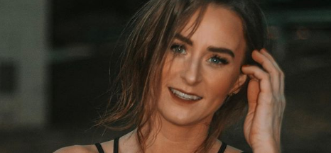 'Teen Mom' Leah Messer Impressively Stretches In See-Through Spandex