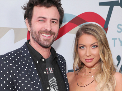 Stassi Schroeder Shows Off Bare Baby Bump On Anniversary Of Engagement To Beau Clark, 'Pump Rules' Cast Reacts