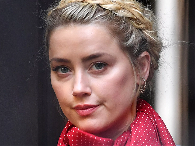 Amber Heard Criticized For 'Showing Nipples' At  Mosque