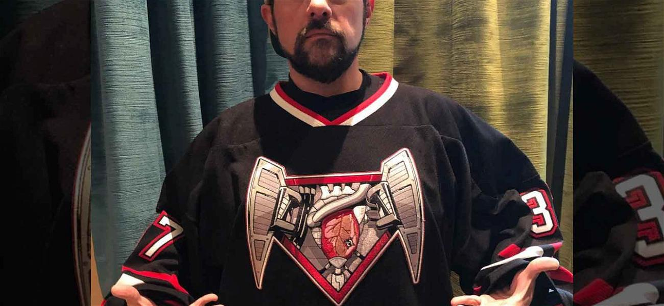 Kevin Smith Down 20 lbs With Penn Jillette's Magical Diet