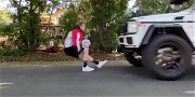 Youtube Star Logan Paul RUNS Himself Over With A CAR — See The Shocking Video!!