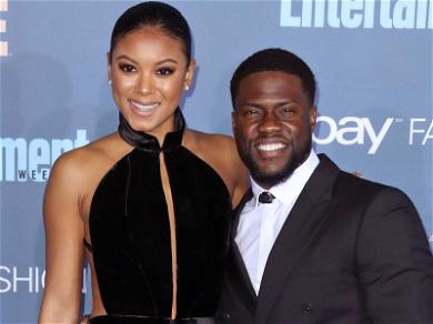 Kevin Hart and Wife Eniko Welcome Baby Boy