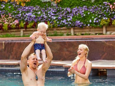 Heidi and Spencer Pratt Bring the Heat to Aspen with Family Pool Pics