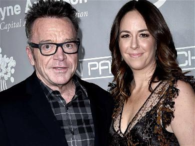 Tom Arnold Headed for Custody Battle in Divorce With Estranged Wife
