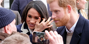 Meghan Markle And Prince Harry Get Tips On Avoiding The Paparazzi From Famous Neighbors!