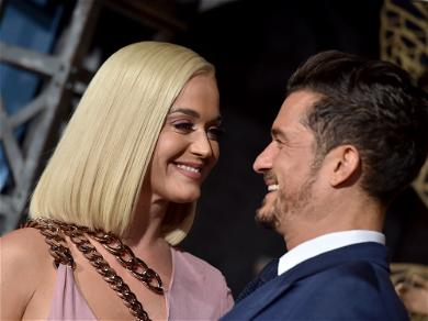 Katy Perry Reveals That Her And Orlando Bloom's Relationship Has A Lot Of 'Friction'