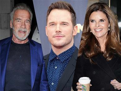 Chris Pratt, Arnold Schwarzenegger & Maria Shriver Donate $10k+ to Family Friend Affected By Malibu Fire