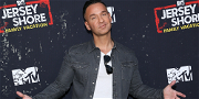 Mike 'The Situation' Sorrentino Leaves His Wife Drooling With Gun Show