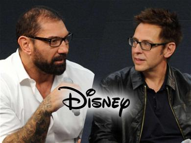 Dave Bautista Says Working for Disney is 'Nauseating' After James Gunn Firing