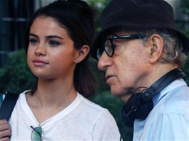 Selena Gomez's Mom Told Her Not to Work With Woody Allen: 'It Falls on Deaf Ears'