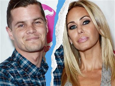 Ex-Playboy Model Shauna Sand Files for Divorce With Husband Who Allegedly Strangled Her