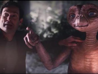 E.T. Returns: A Holiday Xfinity Commercial Reunites E.T. and Elliot