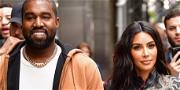 Kanye West & Kim Kardashian Just Kissed To Show Love Amid Divorce Rumors!